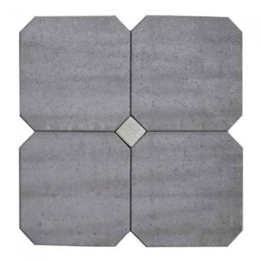 Square Line 50x50x6cm Sort-32