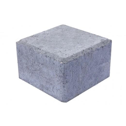 Kopsten 10x10x6cm Grå-31