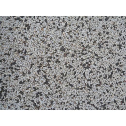 Frilagt 50x50x5cm Hvid Marmor-31