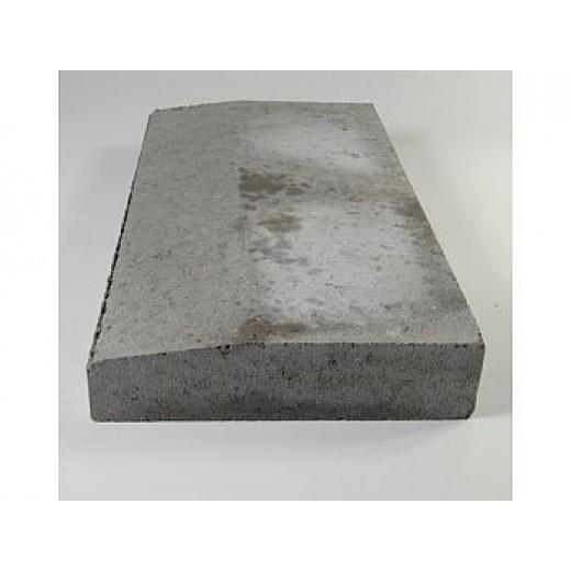 Plænekantsten 25x50x5cm Grå-31
