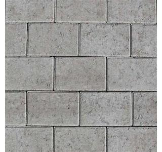 Faset Holmegårdssten 14x21x6cm Grå-20