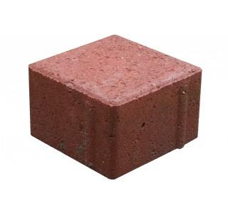 Kopsten 10x10x6cm Rød-20