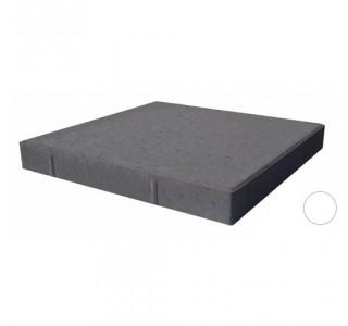 Haveflise 60x60x7cm Sort-20