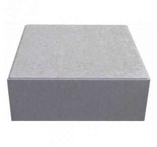 Trappetrin 40x60x15cm Hvid-20
