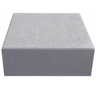 Trappetrin 50x50x15cm Hvid-20